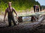 Mud Run Girl